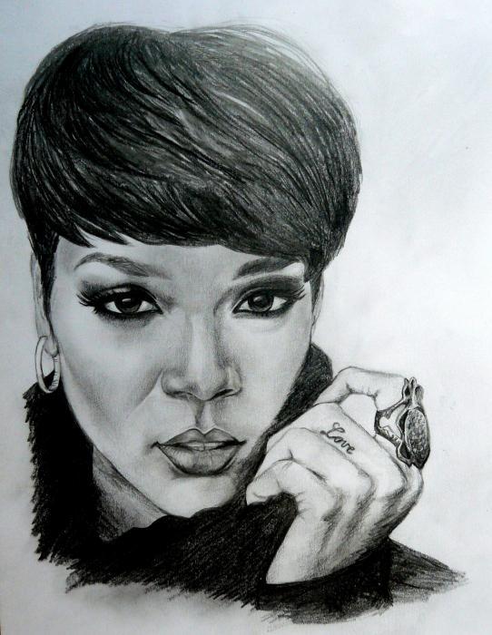 Rihanna by Deny